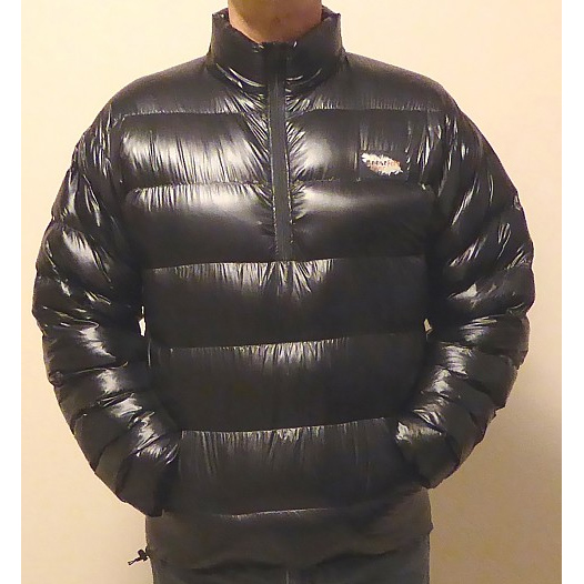 GooseFeet Gear Custom Down Jacket