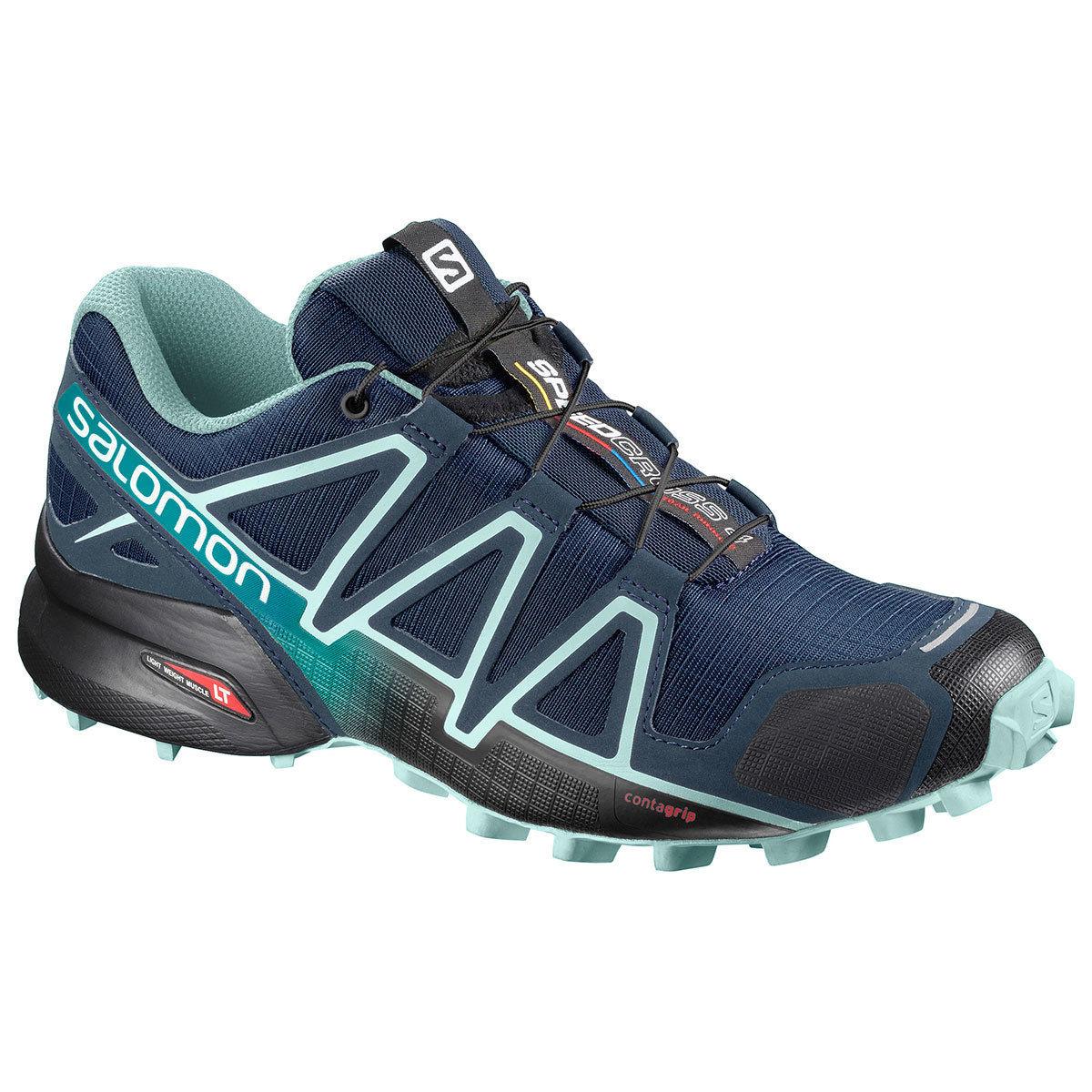 photo: Salomon Women's Speedcross 4 trail running shoe