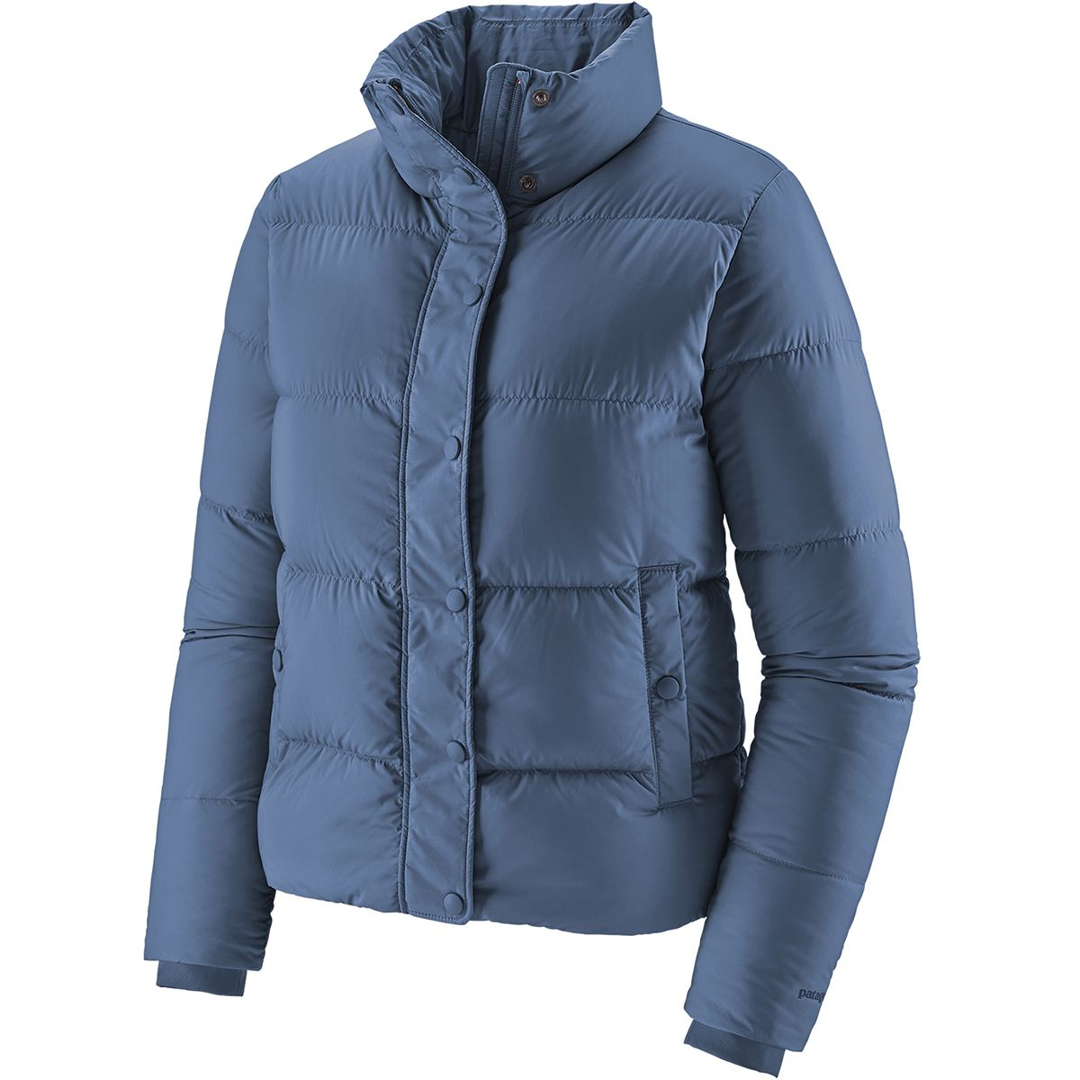 photo: Patagonia Women's Silent Down Jacket down insulated jacket