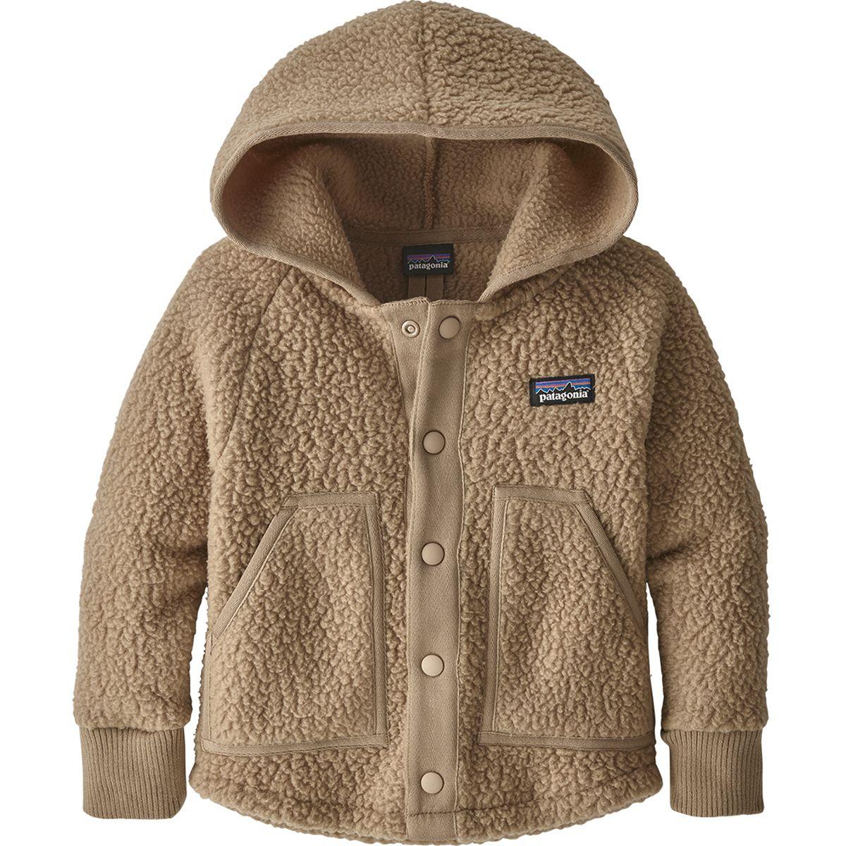 photo: Patagonia Kids' Retro Pile Jacket fleece jacket