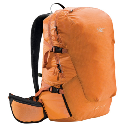 photo: Arc'teryx Axios 25 daypack (under 2,000 cu in)
