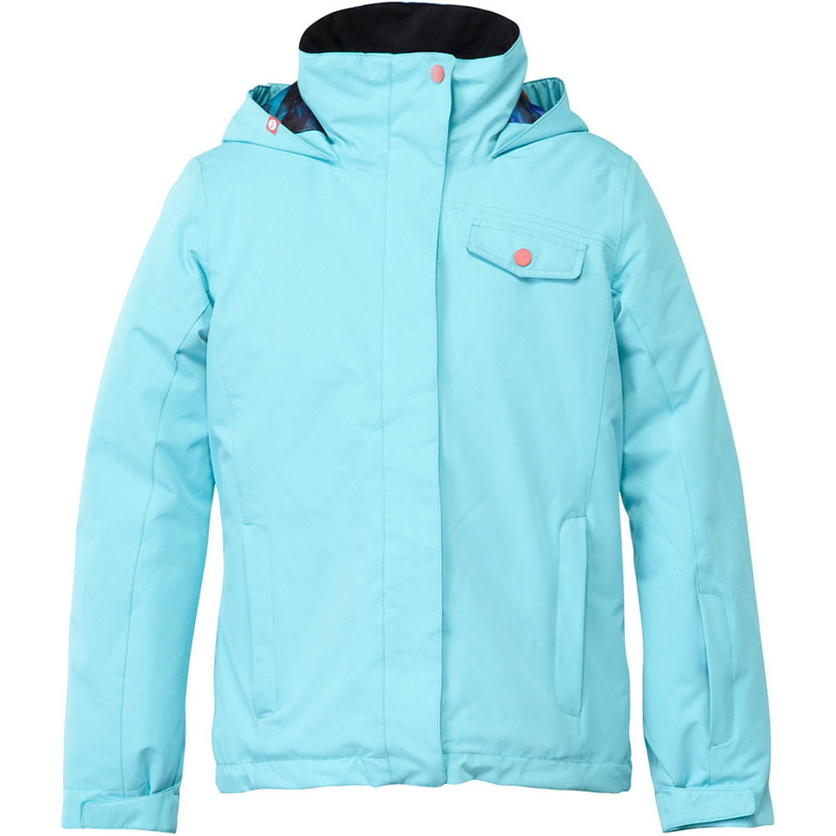 photo: Roxy Jetty Girl Jacket synthetic insulated jacket