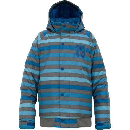photo: Burton Repel Jacket snowsport jacket
