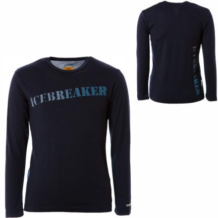 Icebreaker Bodyfit 200 Logo Tee