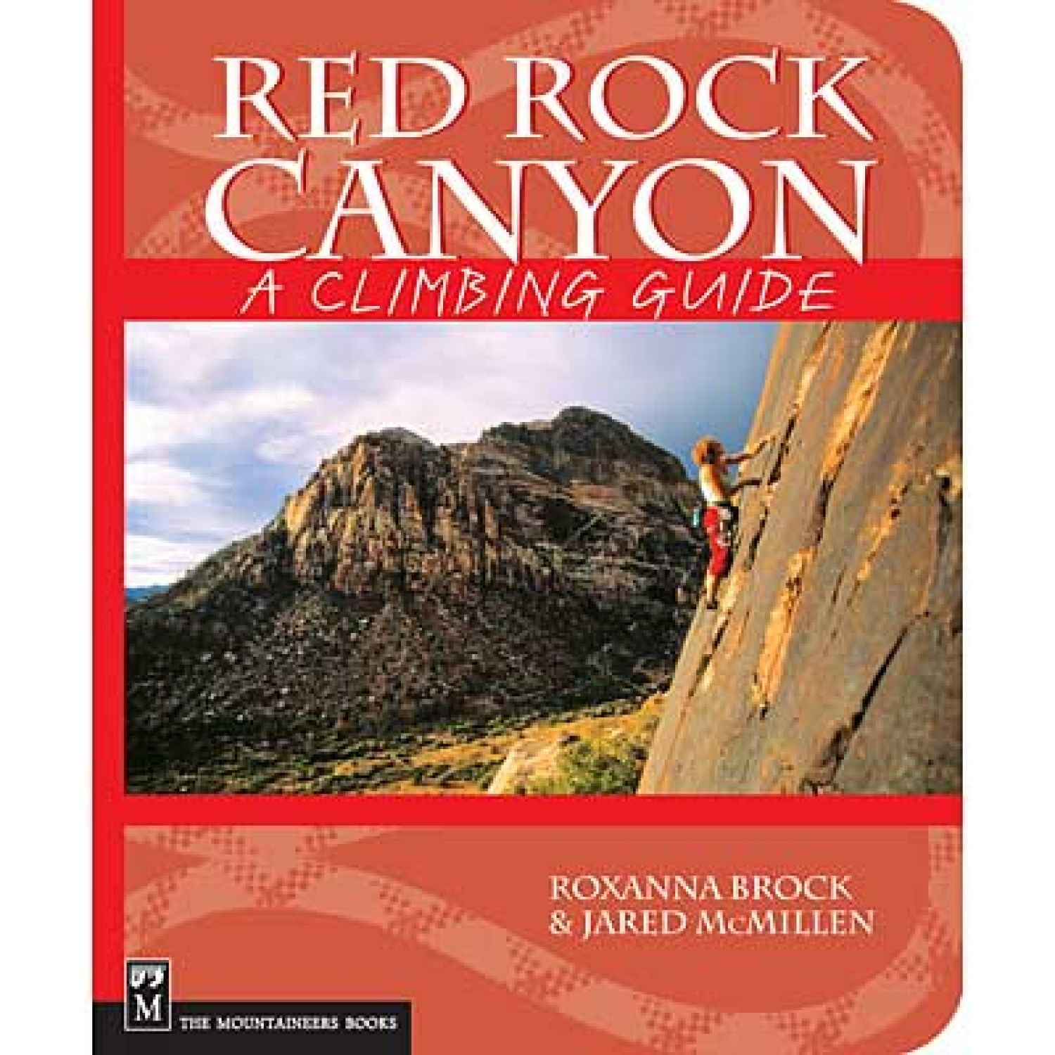 photo: The Mountaineers Books Red Rock Canyon - A Climbing Guide us mountain states guidebook