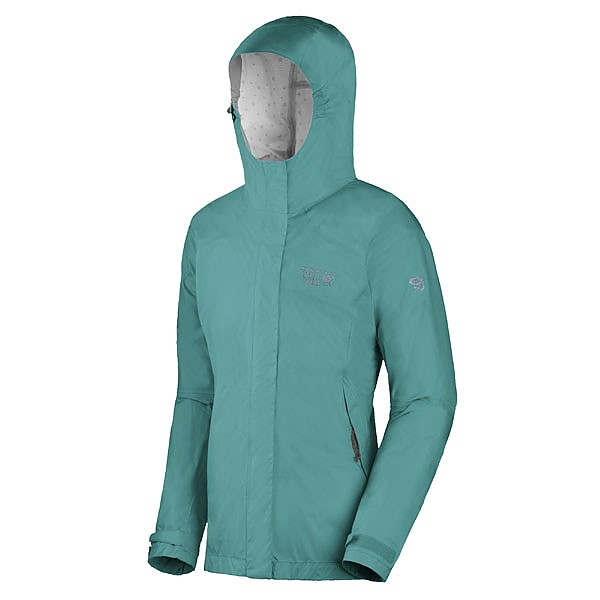 photo: Mountain Hardwear Girls' Epic Jacket waterproof jacket