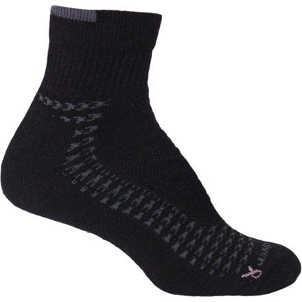 photo: Fox River Endurance Quarter Womens running sock