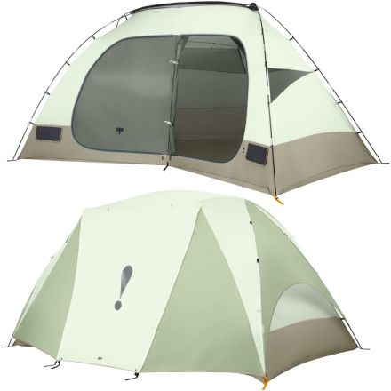 photo: Eureka! Suite V6 tent/shelter
