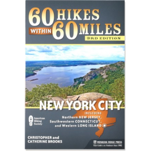 Menasha Ridge Press 60 Hikes Within 60 Miles: New York City
