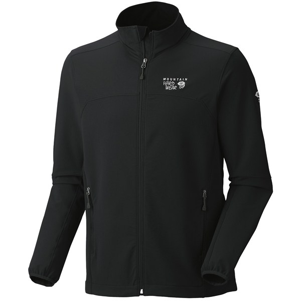 photo: Mountain Hardwear Offwidth Jacket soft shell jacket