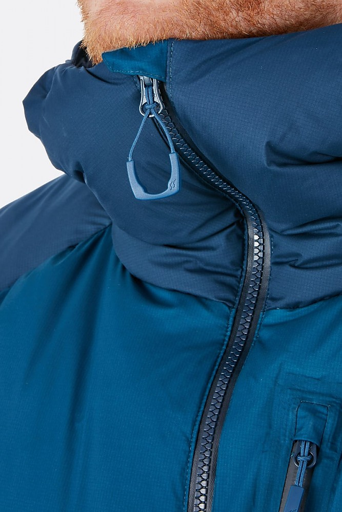 photo: Rab Gore-Tex Infinity Down Jacket down insulated jacket