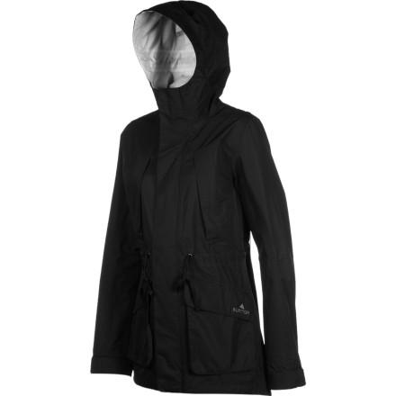 photo: Burton 2.5L Hendrix Jacket waterproof jacket