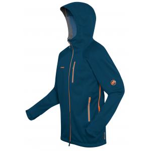 photo: Mammut Ultimate Nordpfeiler Jacket soft shell jacket