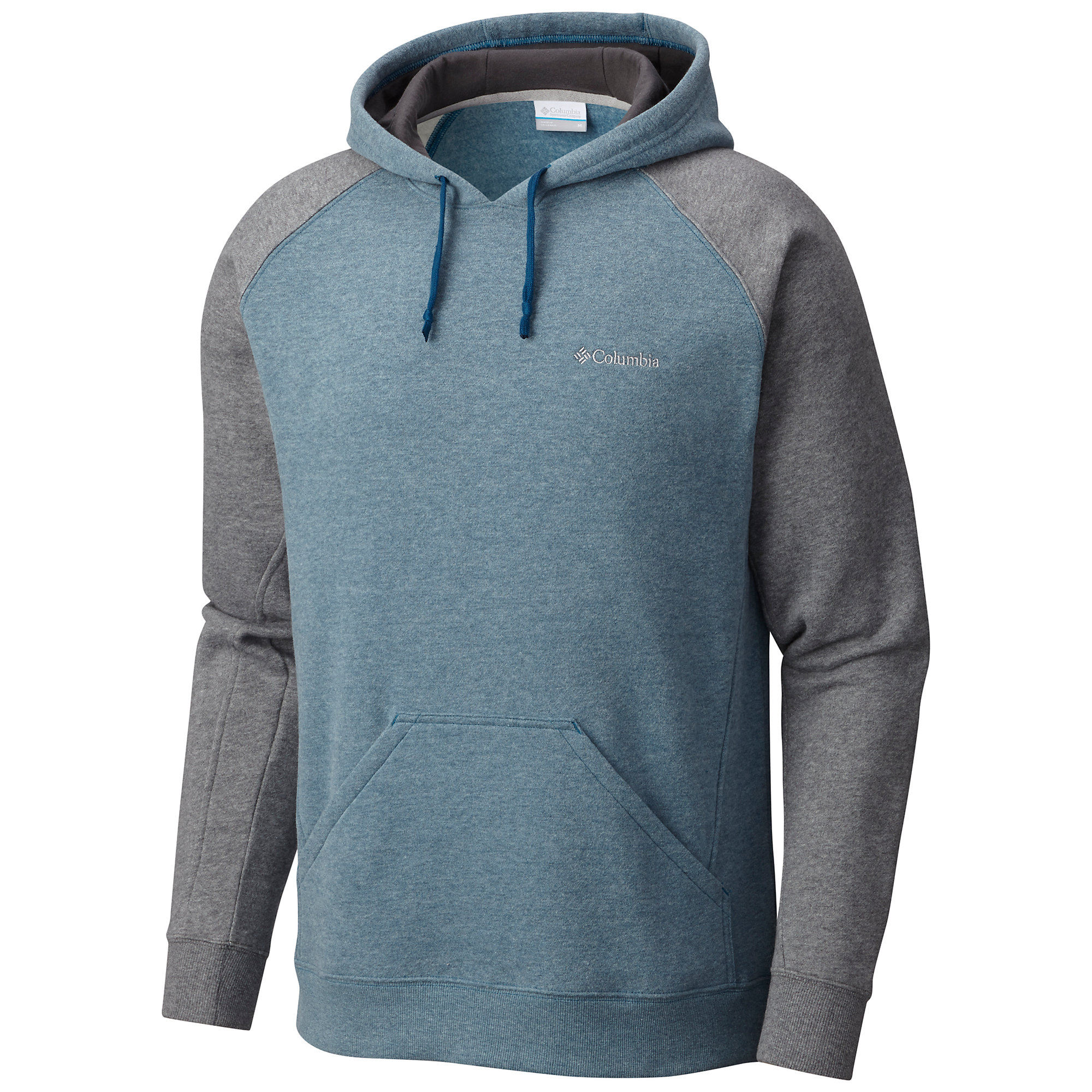 photo: Columbia Hart Mountain II Hoodie fleece top
