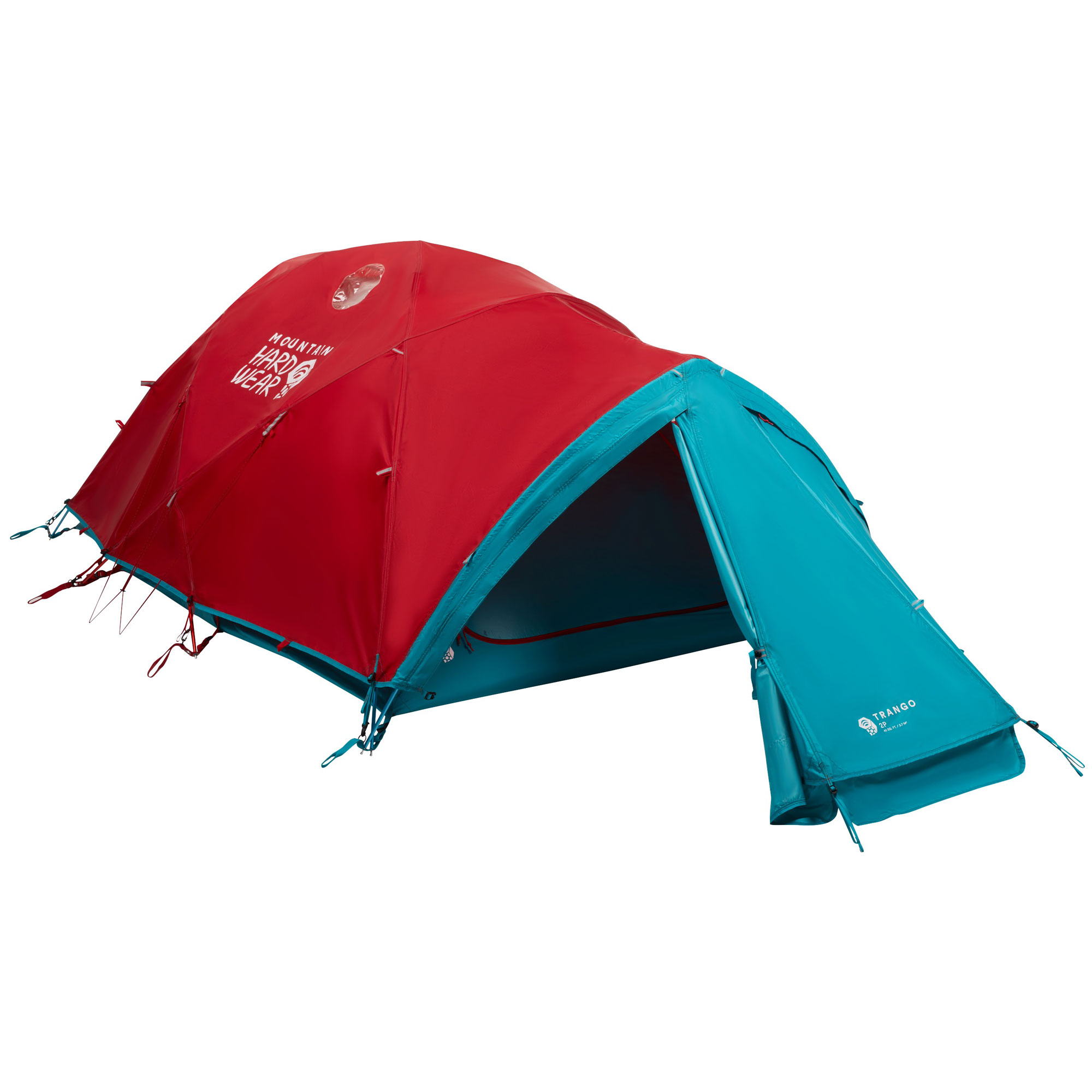 photo: Mountain Hardwear Trango 2 four-season tent