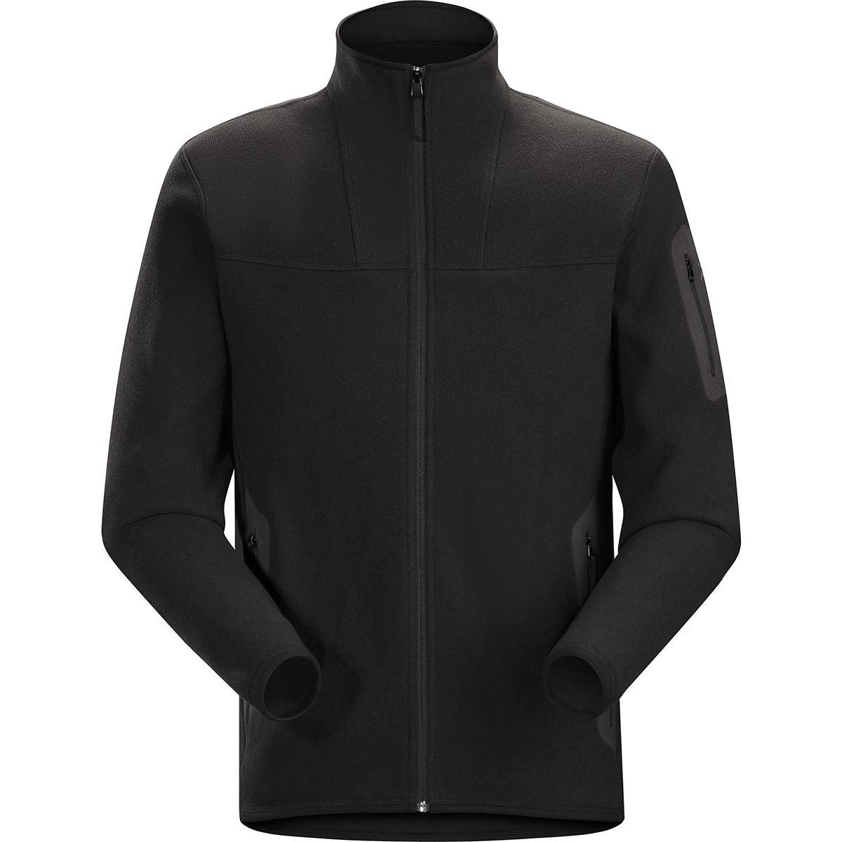 photo: Arc'teryx Covert Cardigan fleece jacket