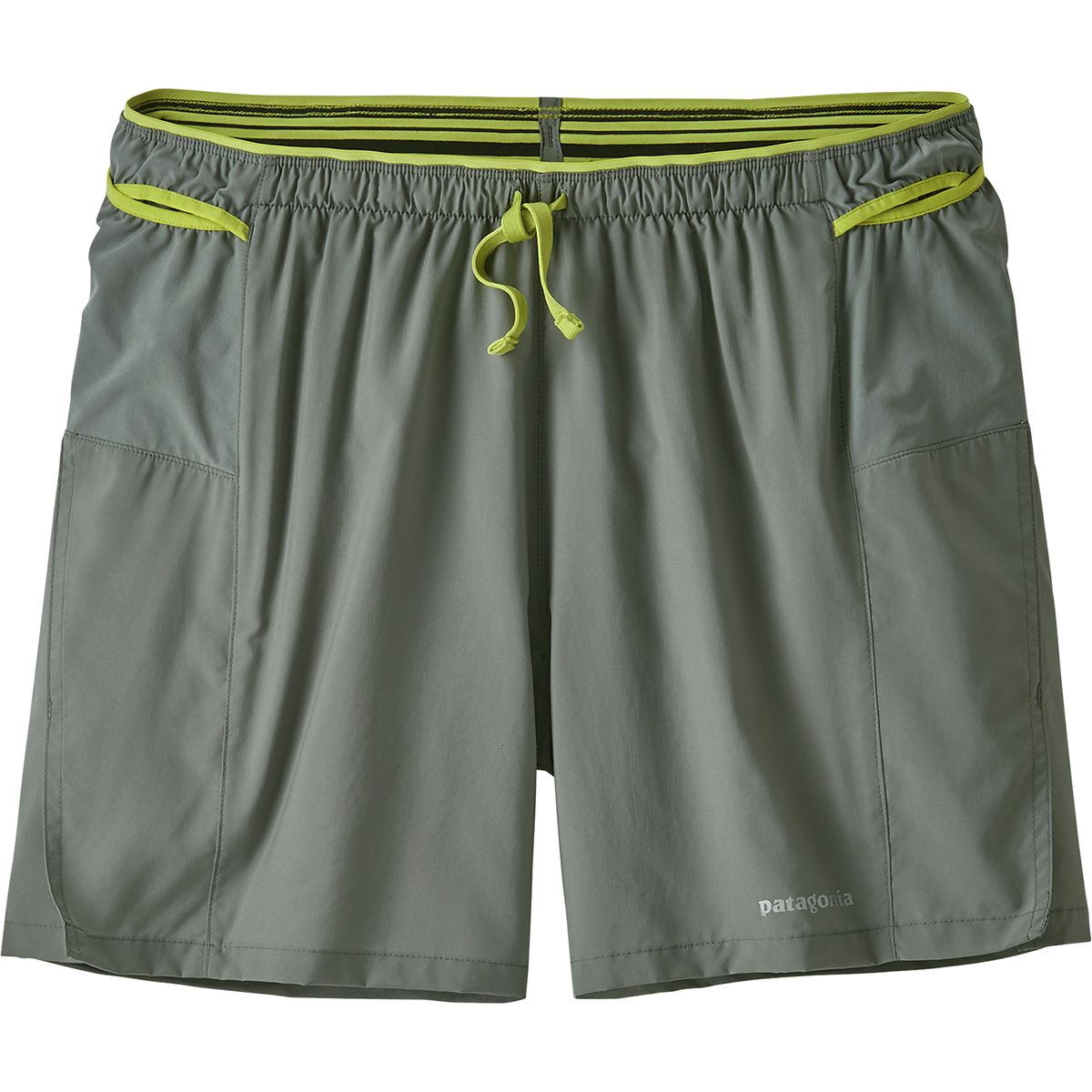 photo: Patagonia Men's Strider Pro Short active short