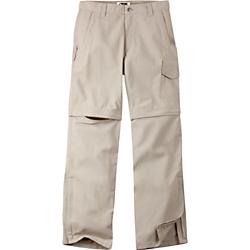 photo: Mountain Khakis Snake River Convertible Pant hiking pant