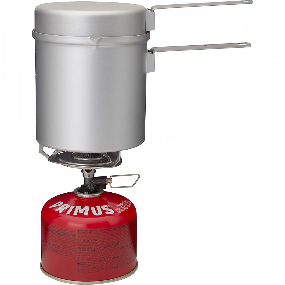 photo: Primus Essential Trail Kit compressed fuel canister stove