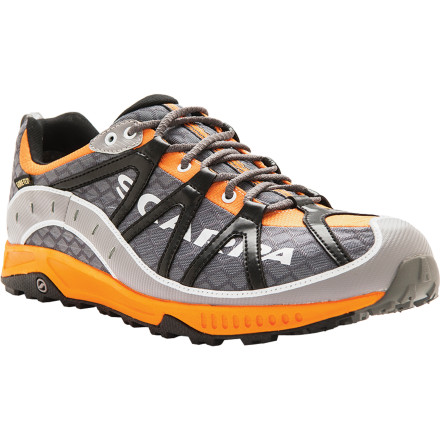 photo: Scarpa Spark GTX trail running shoe