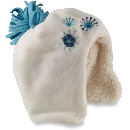 photo: REI Snowflake Peruvian Fleece Hat winter hat