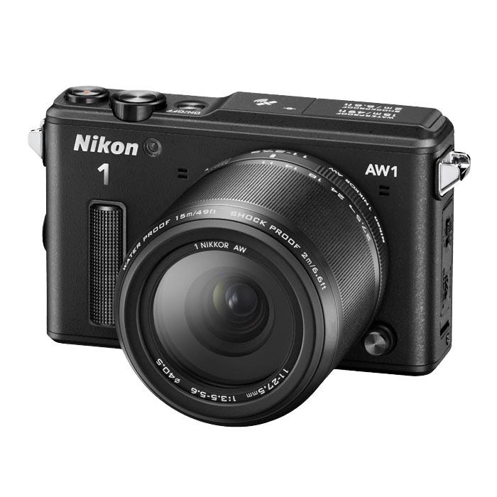 photo: Nikon 1 AW1 camera