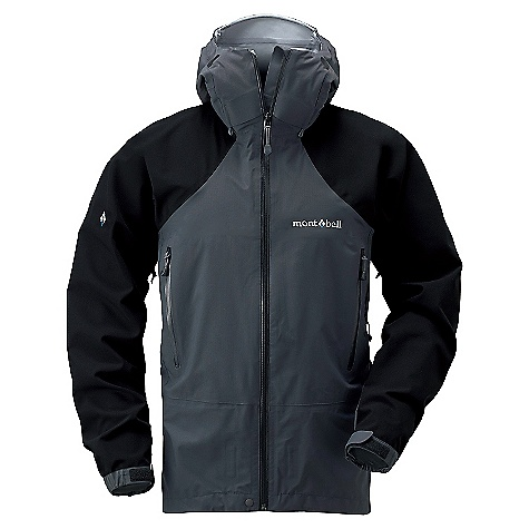 photo: MontBell Alpine Ridge Parka waterproof jacket