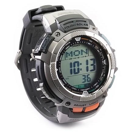 photo: Casio Pathfinder PAG80-1V compass watch
