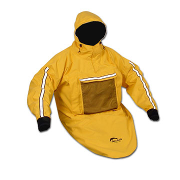 photo of a Seals long sleeve paddle jacket