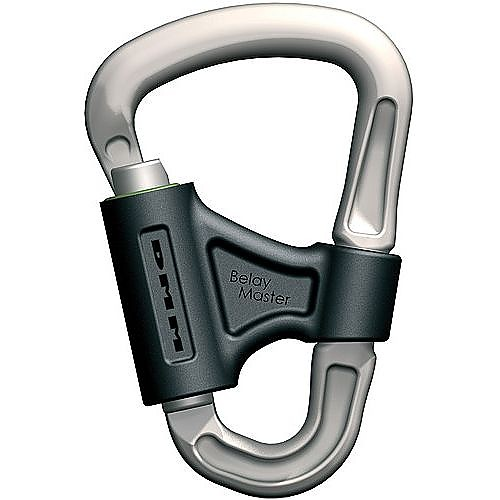 photo: DMM Belay Master 2 locking carabiner