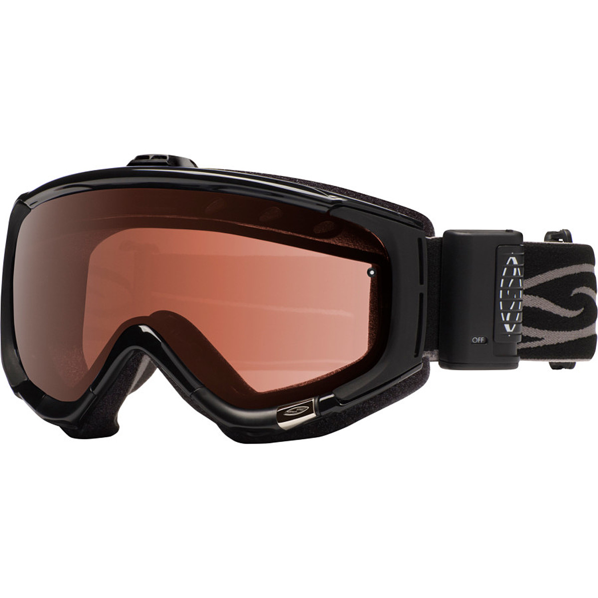 photo: Smith Phenom Turbo goggle