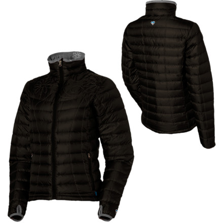 photo: Kuhl Voyage Jacket down insulated jacket