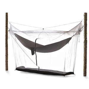 photo: Grand Trunk Mosquito Net hammock accessory