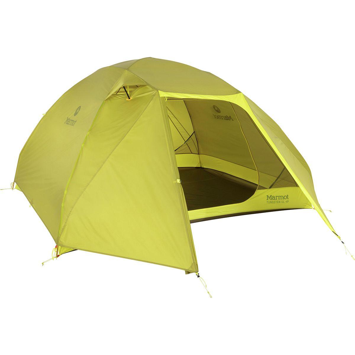 photo: Marmot Tungsten UL 4P three-season tent