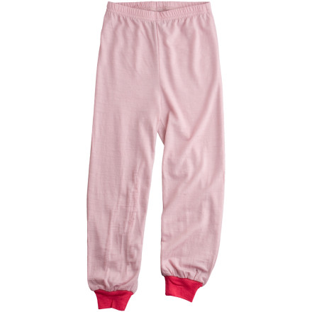 photo: Outside Baby Girls' Merino Leggings base layer bottom