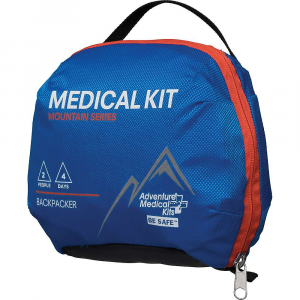 Adventure Medical Kits Mountain Series Backpacker Medical Kit