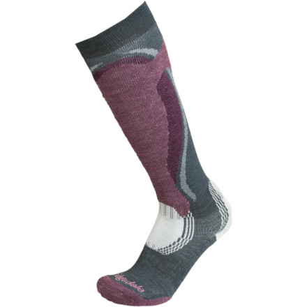 photo: Bridgedale Women's Midweight Control Fit snowsport sock