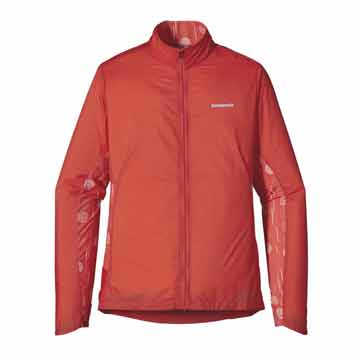 photo: Patagonia Women's Nine Trails Jacket wind shirt