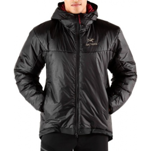 photo: Arc'teryx Women's Dually Belay Jacket synthetic insulated jacket
