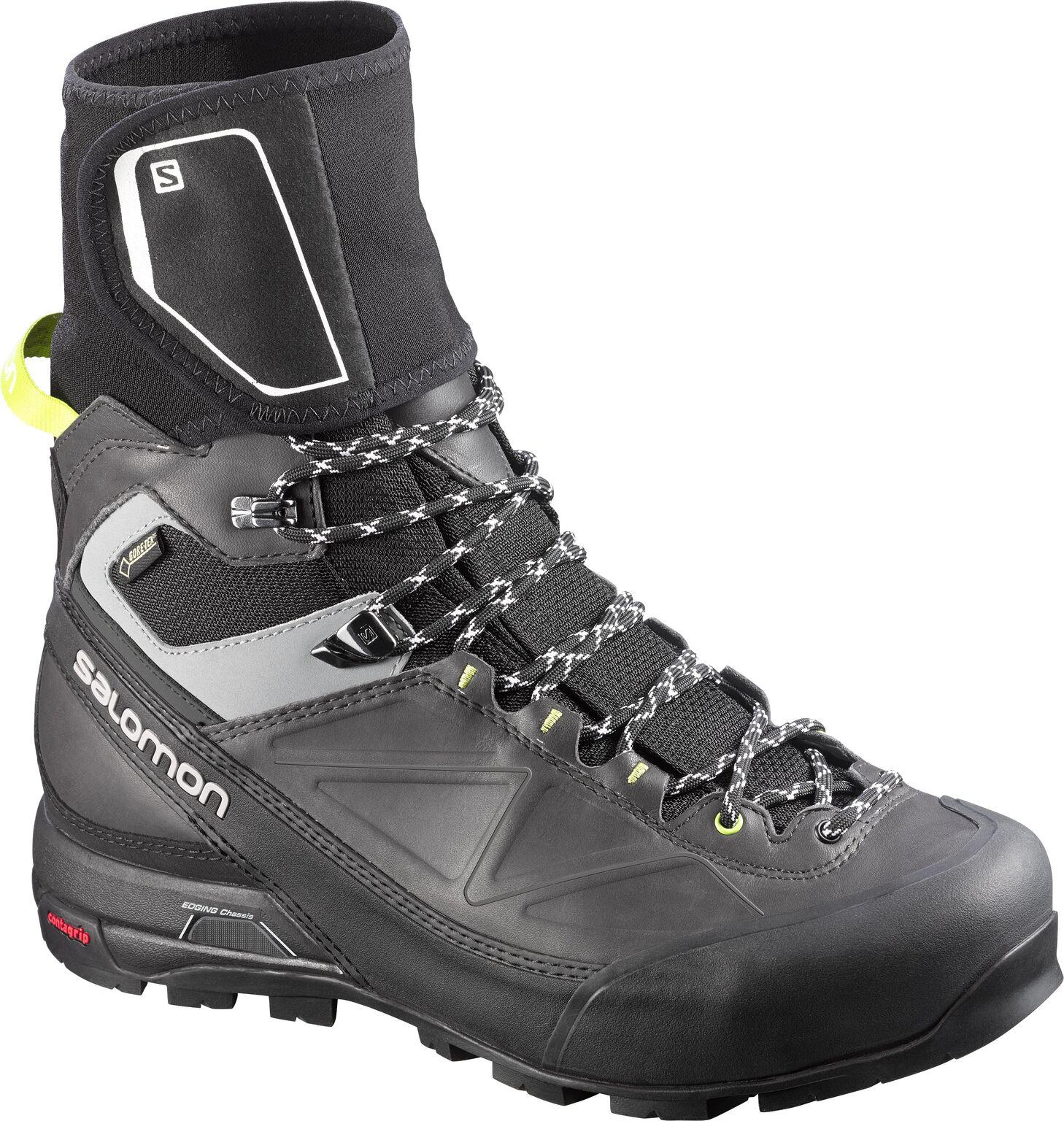 photo: Salomon X Alp Pro GTX Boot mountaineering boot