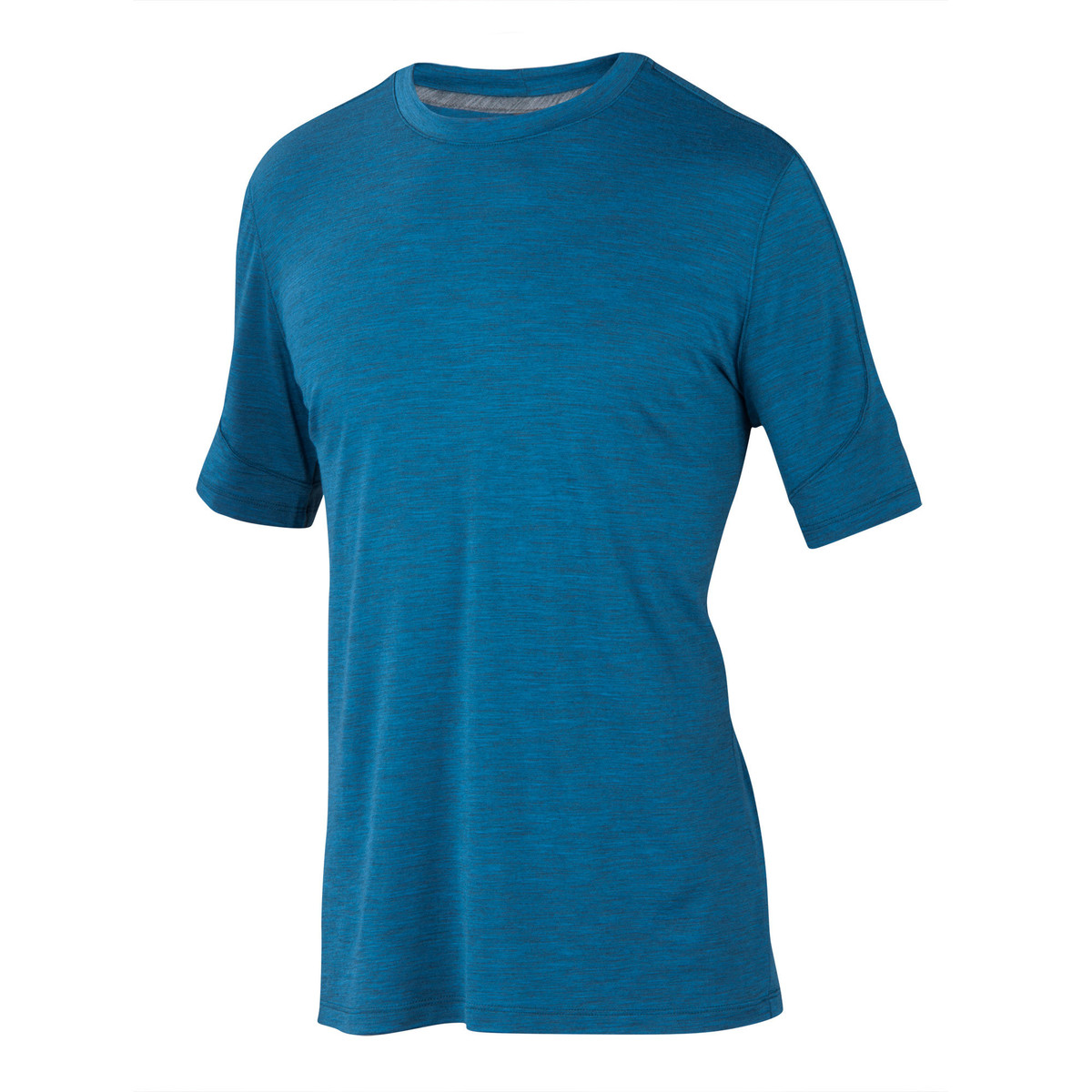 photo: Ibex OD Heather T hiking shirt