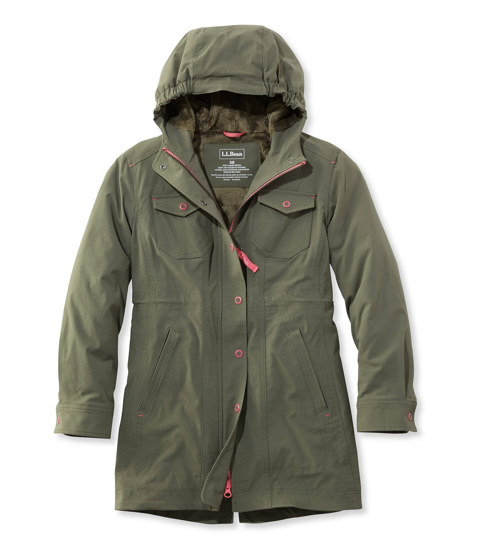 photo: L.L.Bean Luna Jacket synthetic insulated jacket