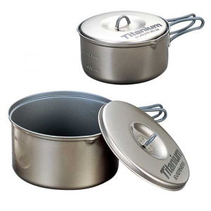 photo: Evernew Ti Non-Stick Pot .9L pot/pan