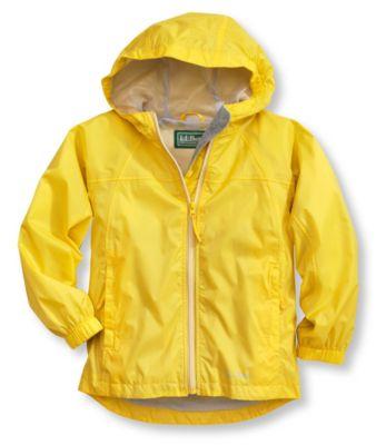 L.L.Bean Discovery Rain Jacket