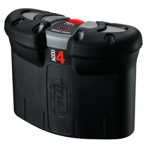 photo: Petzl Accu 2 Ultra power storage