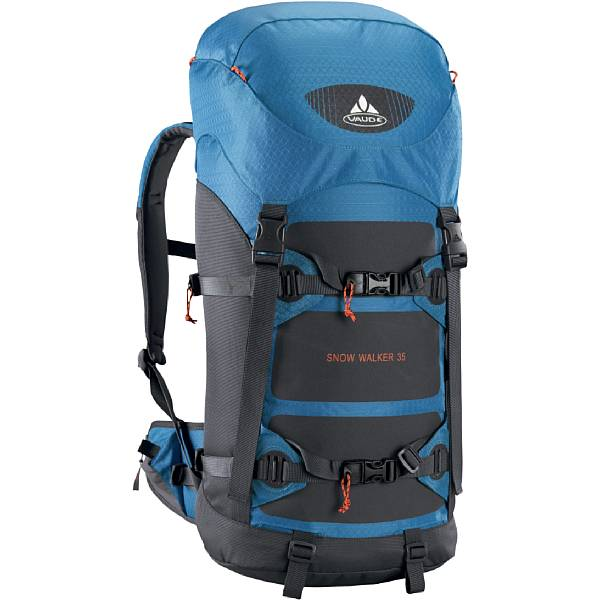 photo: VauDe Snow Walker 35 winter pack