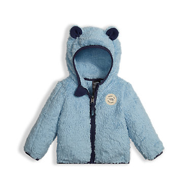 photo: The North Face Plushee Bear Hoodie fleece jacket