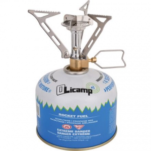 Olicamp Vector HD Stove
