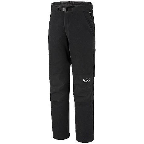 photo: Mountain Hardwear Windstopper Tech Pant fleece pant