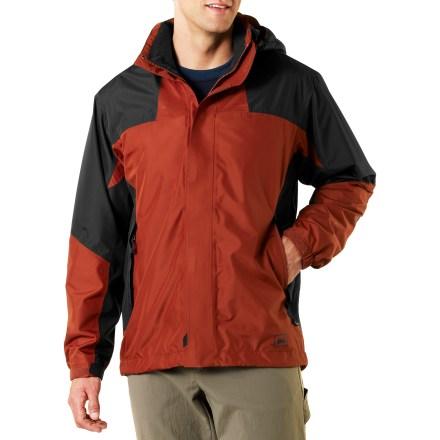 photo: REI Switchback Parka waterproof jacket